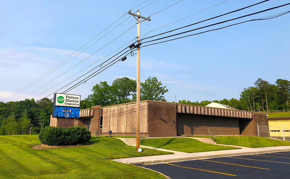 Plateau Electric Cooperative Oneida Office