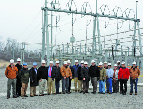 PEC cuts ribbon on Rugby substation